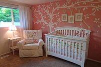 Trang trí phòng ngủ ấn tượng cho bé