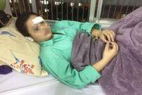 TP.HCM: Cô gái trẻ bị nhóm giang hồ cắt tai, hành hung dã man