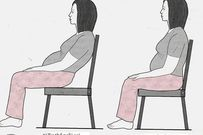 5 tư thế ngồi ảnh hưởng tới mẹ và thai nhi, bà bầu cần lưu ý