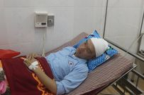 """Bác sĩ bị đánh bất tỉnh ở BV Thạch Thất: """"Tôi mới tiếp xúc bệnh nhân 20 giây thì bị đánh"""""""