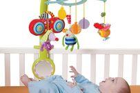 5 việc cha mẹ nên làm thường xuyên để kích thích não bộ trẻ từ 0 - 6 tháng tuổi