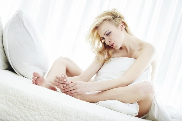 nhiet do ban chan khi mang thai