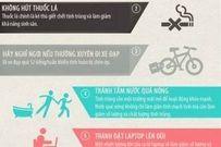 10 điều đàn ông cần tuân thủ nếu muốn sớm có con