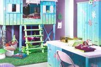 9 ý tưởng thiết kế căn phòng độc đáo dành cho bé