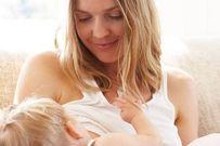 Những cách đối phó khi mẹ bị chảy sữa quá nhiều
