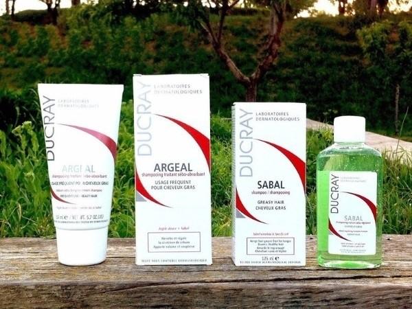dau goi chong rung toc ducray anaphase stimulating cream shampoo