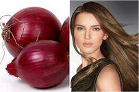 Hành tây trị rụng tóc cách trị rụng tóc tự nhiên nhưng hiệu quả vô cùng