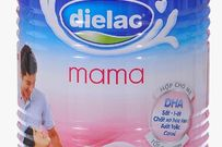 Đánh giá sữa bột Dielac Mama xuất xứ Việt Nam, tăng cường sức khỏe cho mẹ bầu suốt thai kỳ
