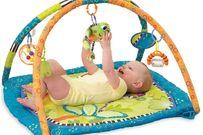 Cách lựa đồ chơi phát triển trí thông minh trẻ sơ sinh hay như mẹ Nhật