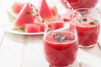Cách pha chế 4 loại nước ép thơm ngon, dinh dưỡng cho trẻ trong mùa hè