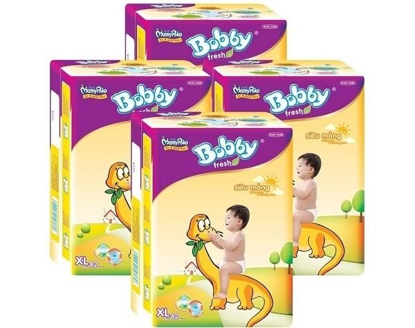 Đánh giá tã bỉm Bobby - Có nên mua bỉm Bobby cho trẻ sơ sinh