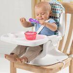 Top 3 ghế ăn dặm cho bé bằng nhựa chân thấp được mẹ Việt tin dùng nhất hiện nay