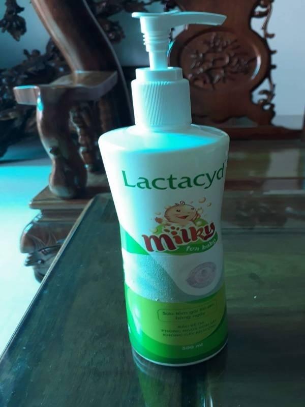lactacyd-milky