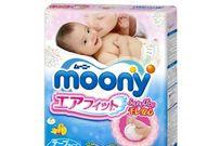 Đánh giá tã dán Moony của Nhật được mẹ Việt ưa chuộng nhất hiện nay