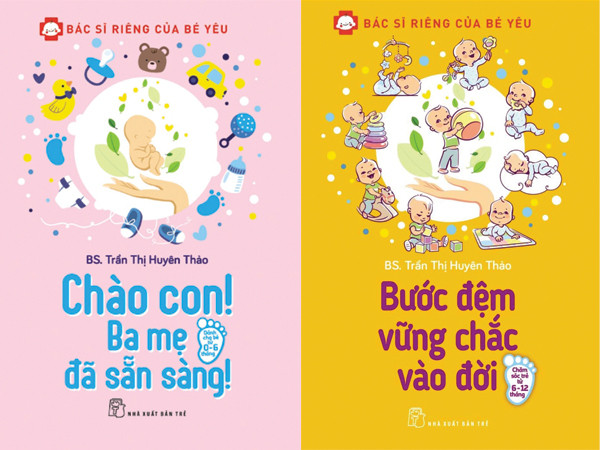 Sách hay mẹ bầu đọc cho thai nhi nghe
