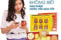 Đánh giá nước yến sào Khánh Hòa Sanet được mẹ bỉm sữa ưa chuộng nhất
