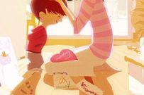 Mẹ đơn thân dạy con thế nào để trở thành chàng trai tốt?
