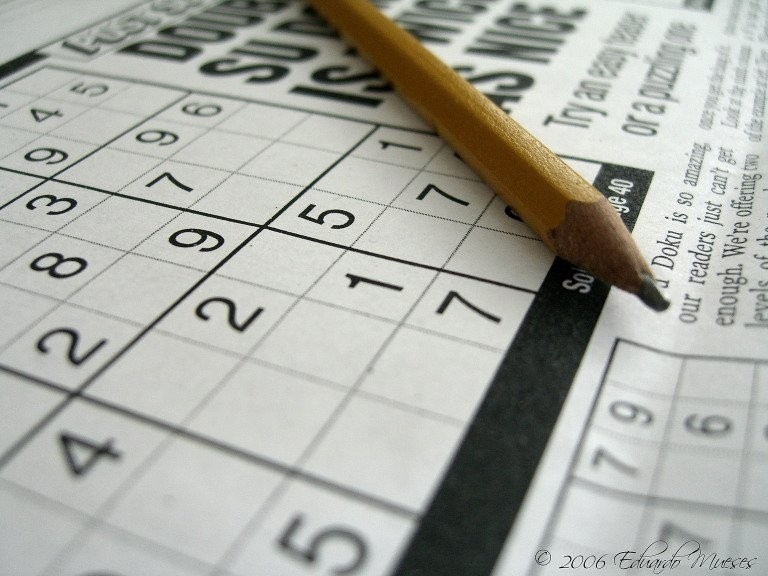 choi sudoku giup con thong minh