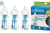 Đánh giá bình sữa Dr Brown's xuất xứ từ Mỹ được các bà mẹ trên khắp thế giới tin dùng