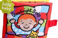 Đánh giá 5 loại sách vải: đồ chơi thông minh đầu đời an toàn, tiện dụng cho bé yêu