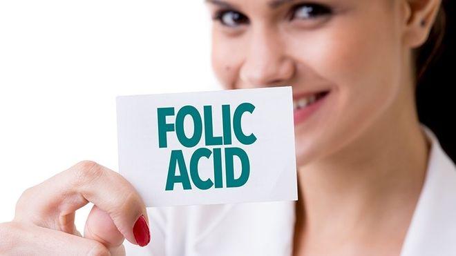 uống acid folic trước mang thai