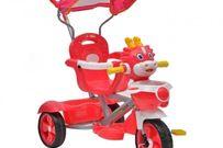 Đánh giá xe 3 bánh cho bé có mái che thương hiệu Song Long C3 bền đẹp và an toàn
