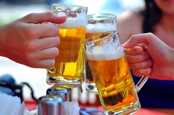 uong bia
