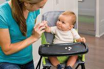 Tập ngồi cho bé khi ăn dặm như thế nào mẹ nên biết!