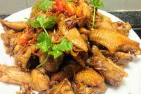 Hướng dẫn nấu món gà kho sả gừng siêu đơn giản