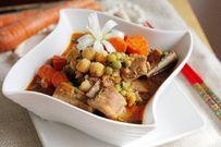 Cách làm gà nấu đậu hao cơm nhất mẹ nào cũng nên biết