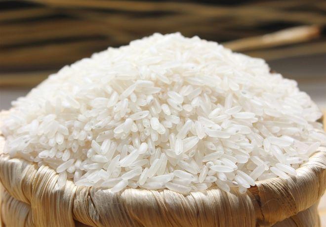 trộn gạo