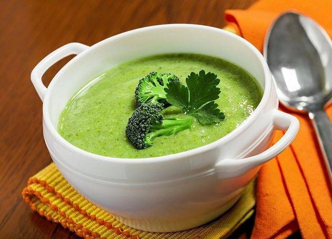 cháo thịt bò bông cải xanh