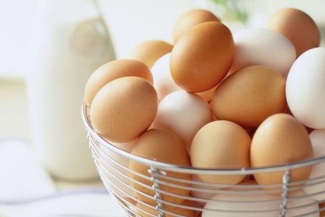 trứng cung cấp vitamin b2