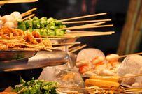 Các món ăn vặt hấp dẫn khiến giới trẻ say mê như điếu đổ