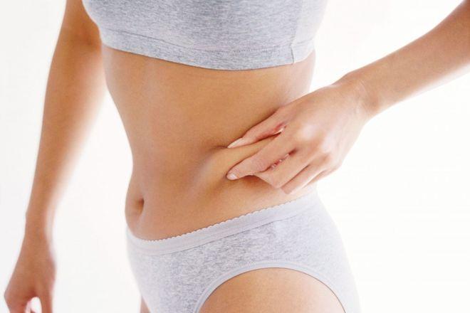 giảm eo sau sinh