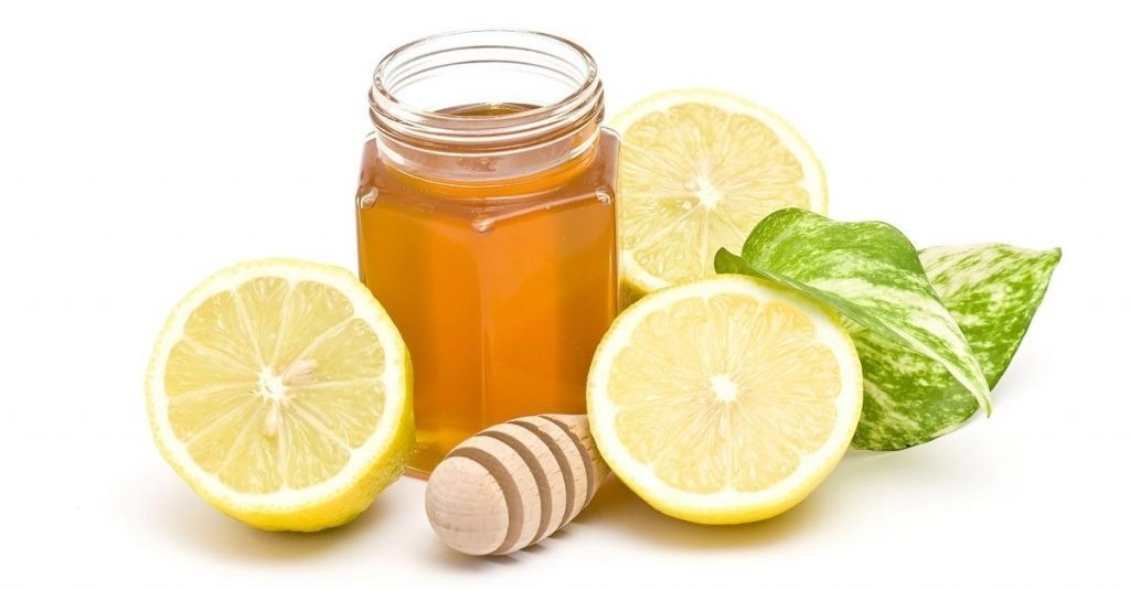 chanh kết hợp với mật ong