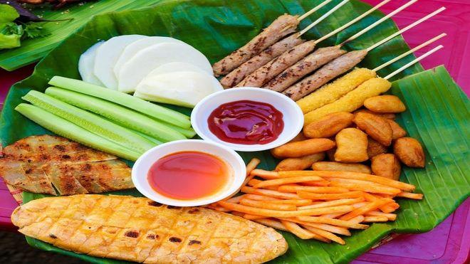 cách làm những món ăn vặt