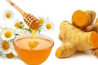 Uống nghệ mật ong sau sinh cho mẹ làn da trắng hồng căng mịn