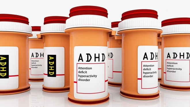 thuốc điều trị adhd