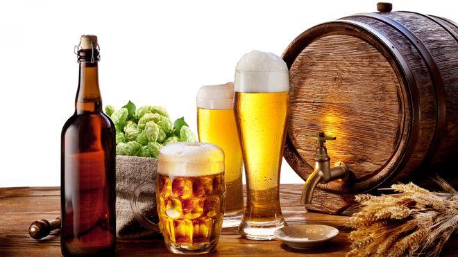 rượu và bia