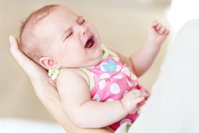 trẻ 3 tháng tuổi
