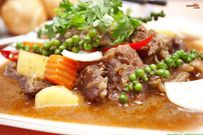 Bò hầm tiêu xanh – món ăn ấm bụng cho ngày se lạnh