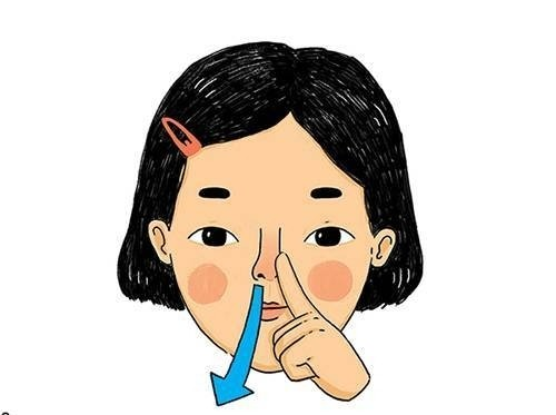 Xì mũi đúng cách sẽ làm lành niêm mạc mũi nhanh hơn