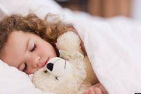 Thời gian ngủ hợp lý đối với trẻ từ 3 - 6 tuổi