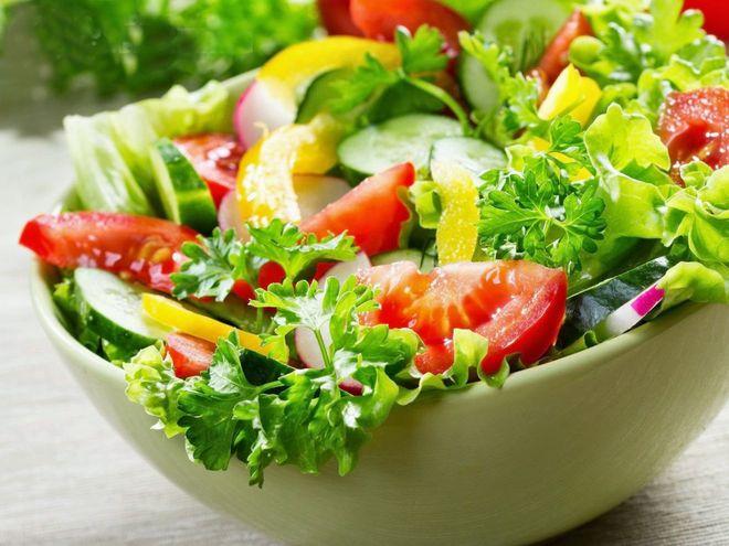salat rau