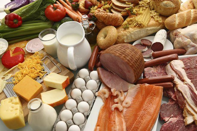 bổ sung nhiều thực phẩm giàu đạm