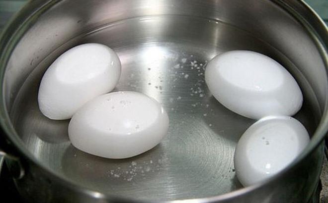 Ngâm trứng