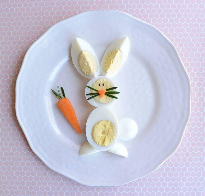 Trứng hình thỏ