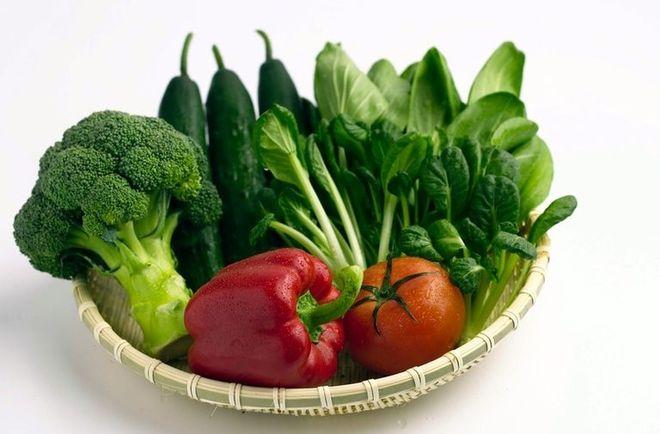 các loại rau cu 1