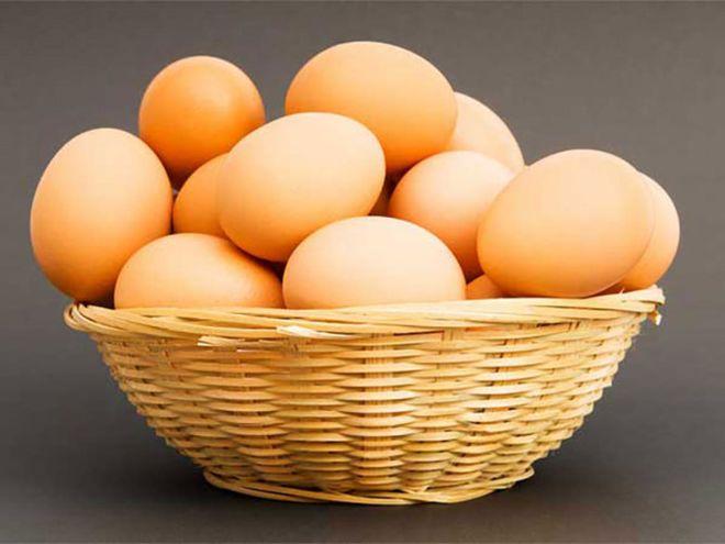 rổ trứng